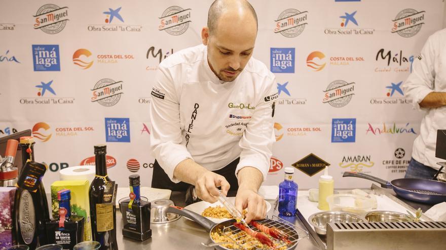 Málaga Gastronomy Festival.