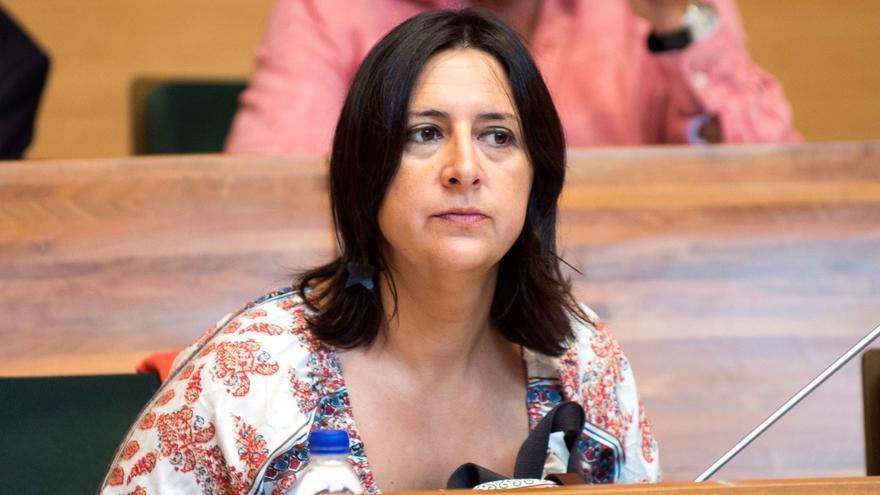 La coordinadora general de EUPV, Rosa Pérez Garijo