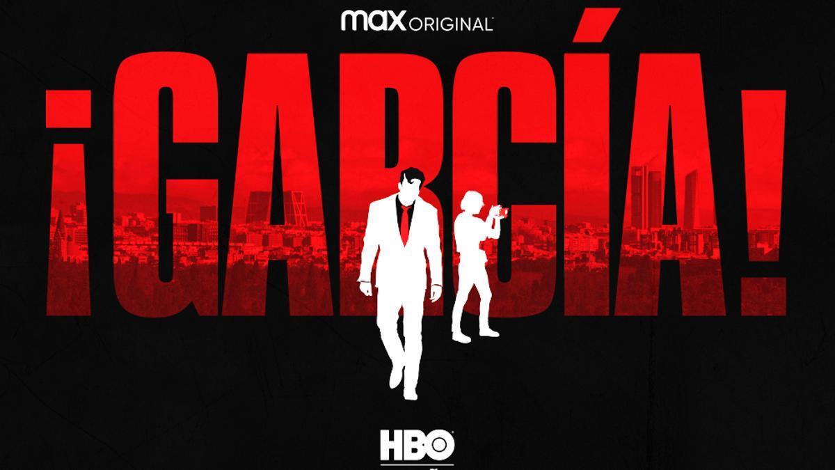 Cartel de '¡García!'