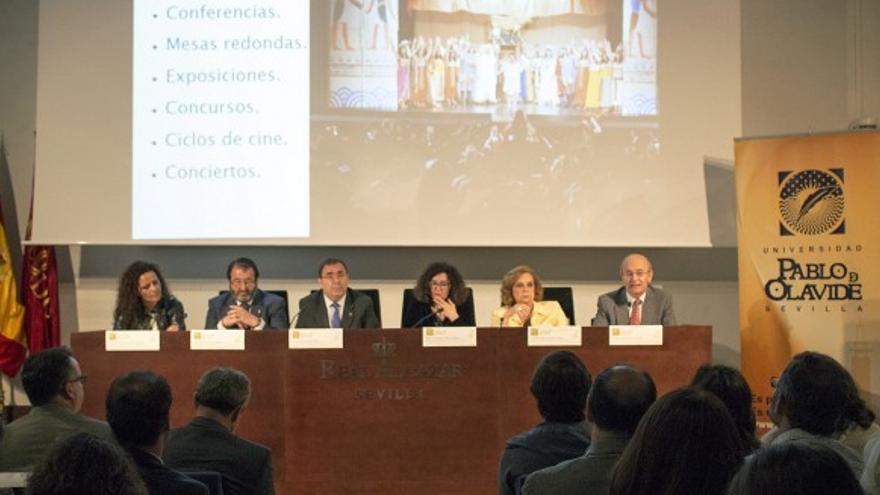 presentación de los Cursos de verano de la Universidad Pablo de Olavide