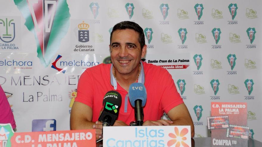 Imagen de archivo de Jaime Molina en una rueda de prensa. Foto: JOSÉ AYUT.