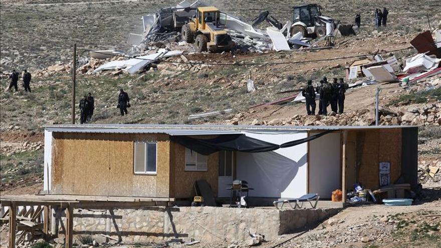 Israel anuncia licitaciones para construir 1.877 viviendas en colonias