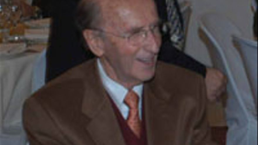 José Rodríguez Ramírez, editor de 'El Día'.