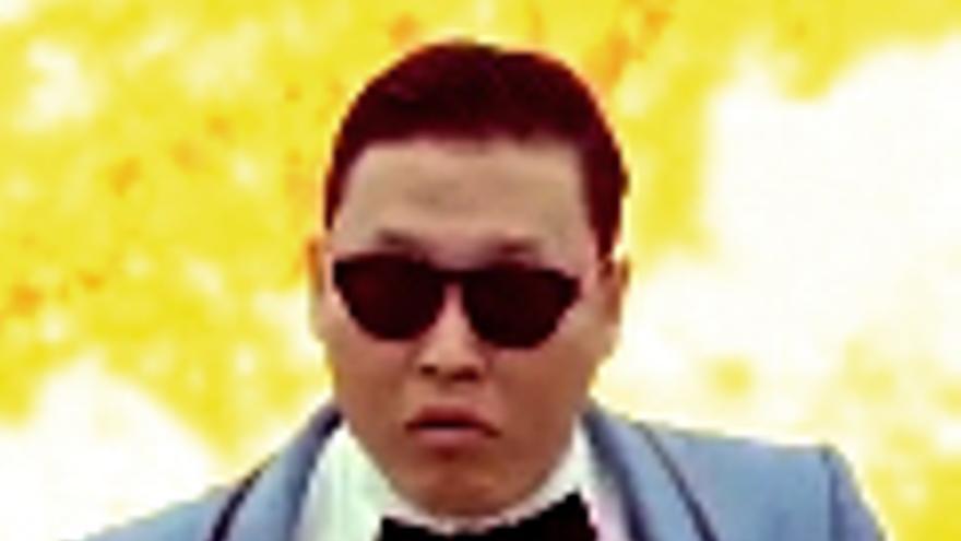 El Gangnam Style rompe literalmente el audímetro de Youtube