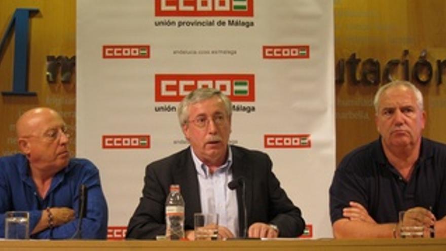 Líderes De CCOO En Málaga