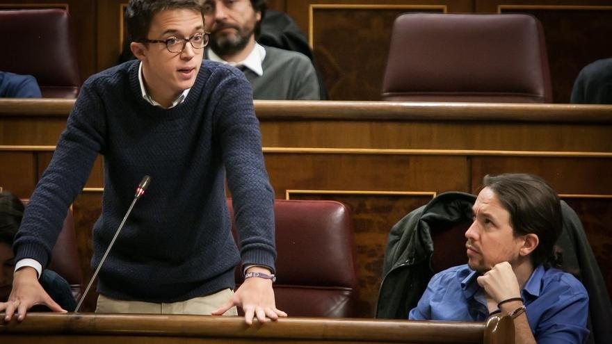 """Los 'errejonistas' plantan cara a Iglesias y se movilizan con una recogida de firmas por un congreso """"más democrático"""""""