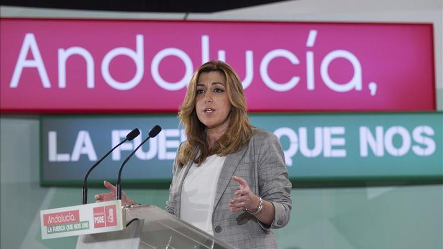 El PSOE ganaría las elecciones en Andalucía y Podemos sería la tercera fuerza