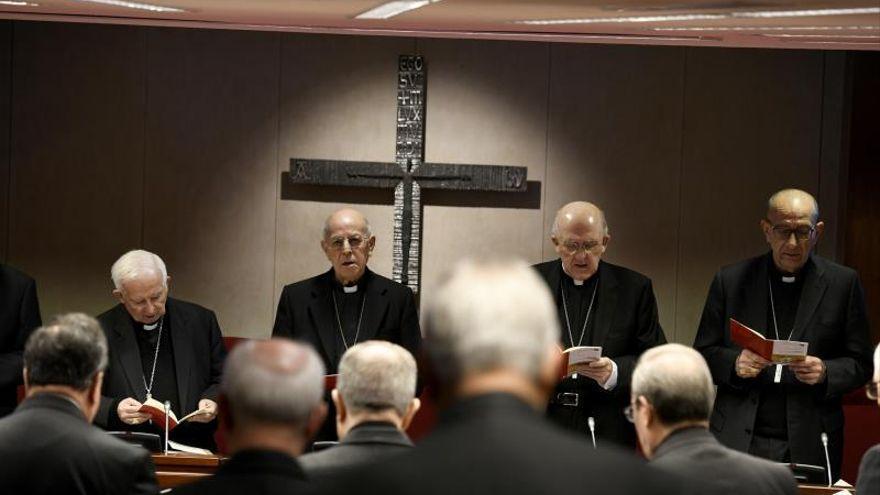 Reunión de la Conferencia Episcopal española
