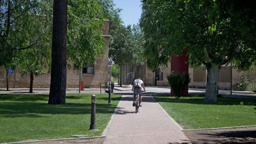 Universidad de Castilla-La Mancha, campus verde