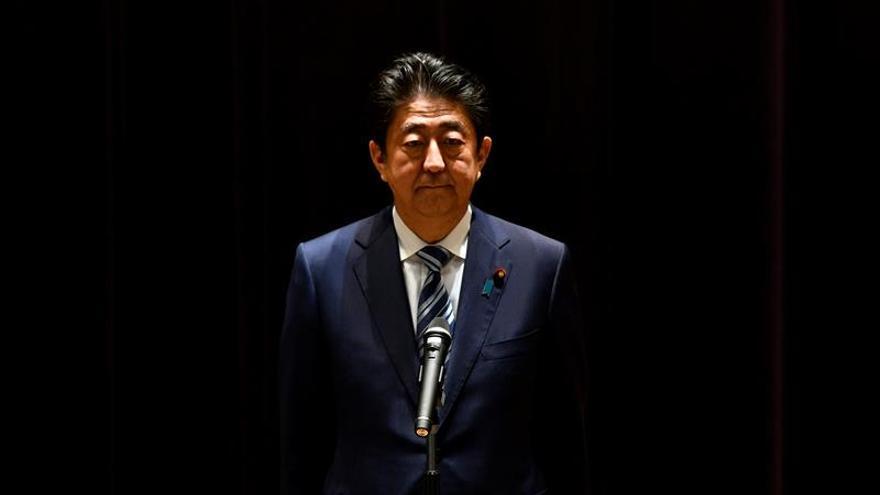 Abe pide reforzar las capacidades de Defensa ante la amenaza norcoreana