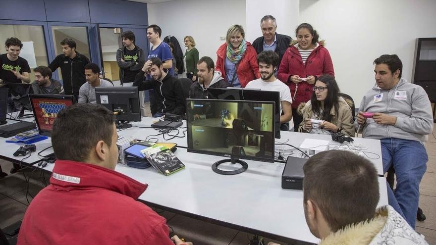 Camargo pone en marcha un programa anual de formación sobre videojuegos