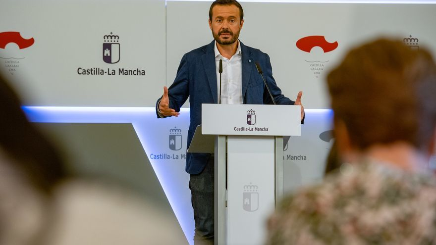 El consejero de Desarrollo Sostenible, José Luis Escudero