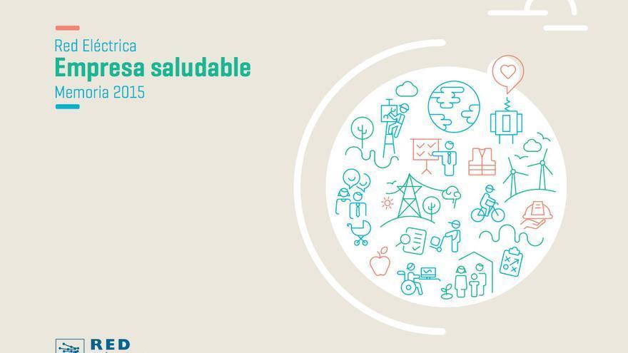Memoria de Empresa Saludable 2015
