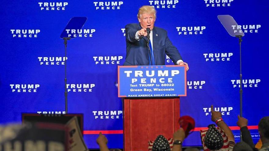 Trump sugiere que Ryan quiere que pierda para ser candidato en 2020