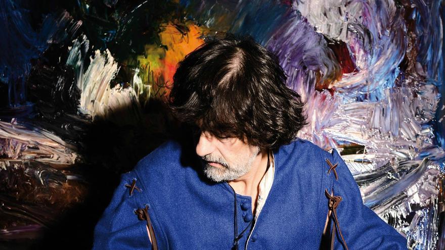 Igor Borozan, foto cedida por el artista