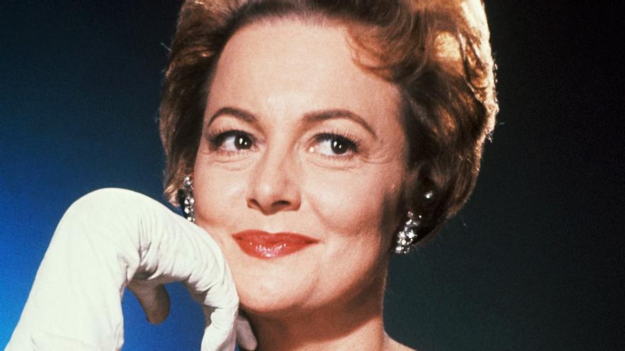 Olivia de Havilland en una imagen de archivo