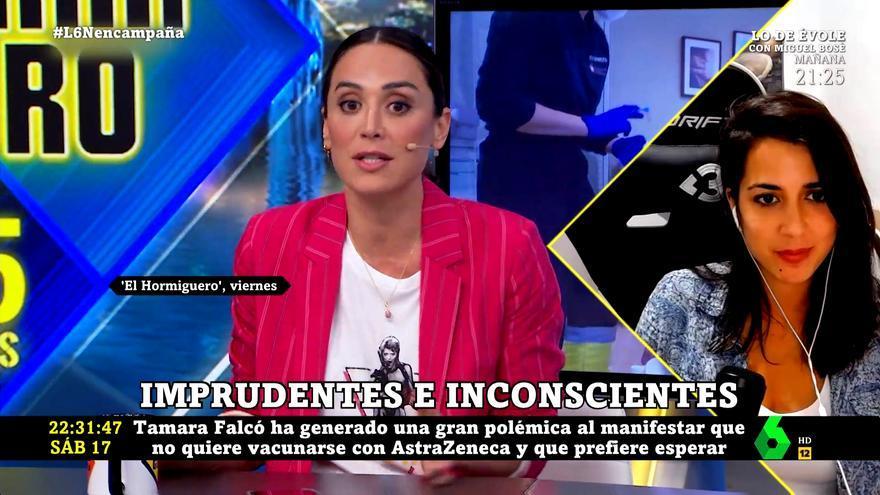 Tamara Falcó / Rocío Vidal