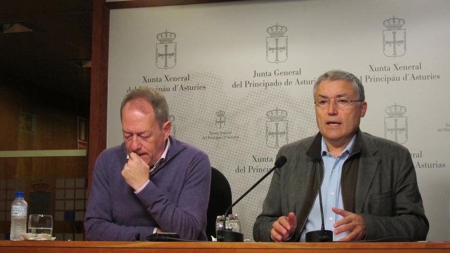 IU de Asturias sostiene que el acuerdo de Presupuestos cuenta con el visto bueno de Sánchez y Rajoy
