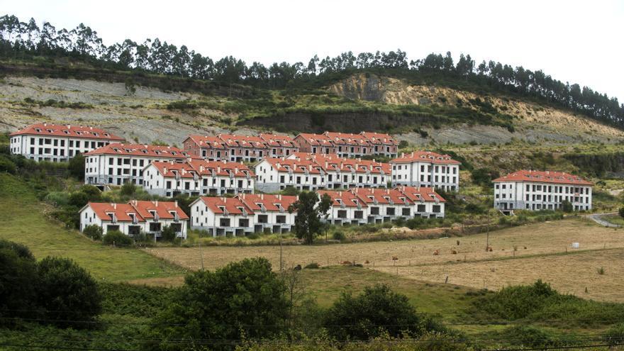 Martinsa Fadesa preveía la construcción de 400 viviendas de lujo en el Alto del Cuco. | JOAQUÍN GÓMEZ SASTRE