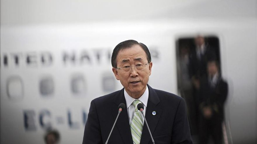 La ONU insta a todos los países a acercar posturas sobre un acuerdo del clima