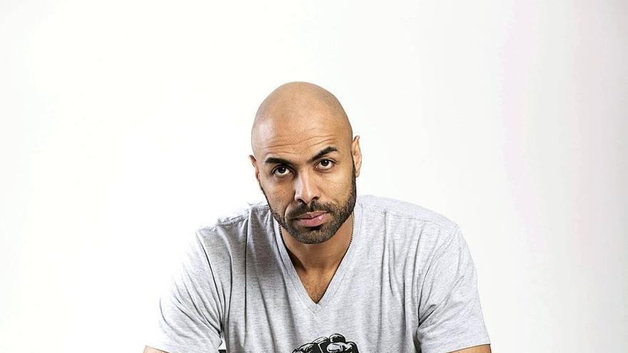 El Chojin, cantante de hip hop español