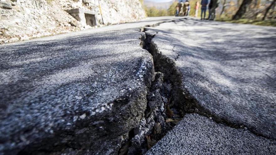 Nuevo terremoto en el centro de Italia de 7,1 en la escala de Richter
