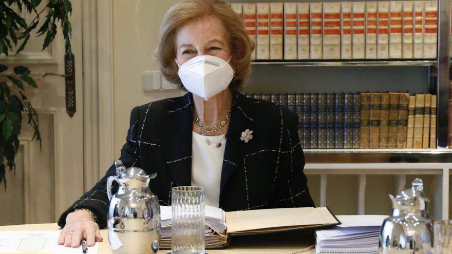 La Fundación Reina Sofía destinará 770.000 euros a afectados por la pandemia