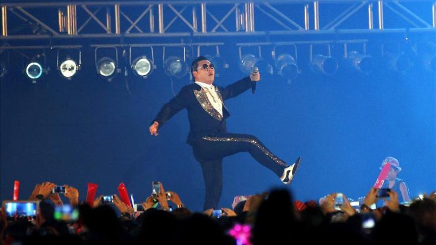 Psy adelanta en internet parte de su nuevo álbum