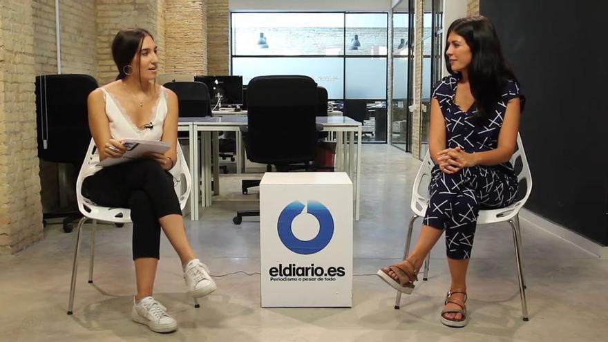 Laura Martínez entrevista a Naiara Davó (Unides Podem)