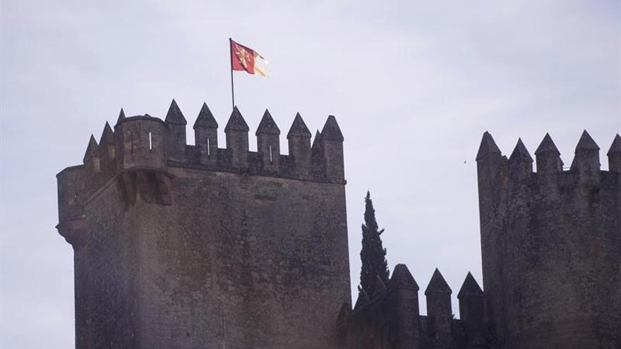 """Las estrellas de """"Juego de Tronos"""" comienzan a llegar a Almodóvar (Córdoba)"""