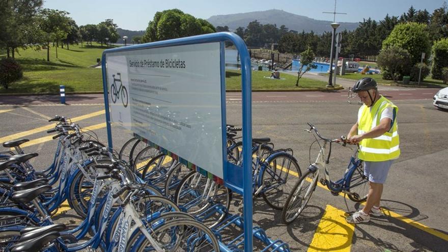 Servicios de Préstamo de Bicicletas en Camargo.