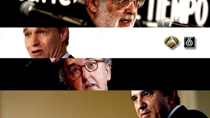 Antena 3 cifra entre 60 y 80 millones de euros las sinergias anuales tras su fusión con La Sexta