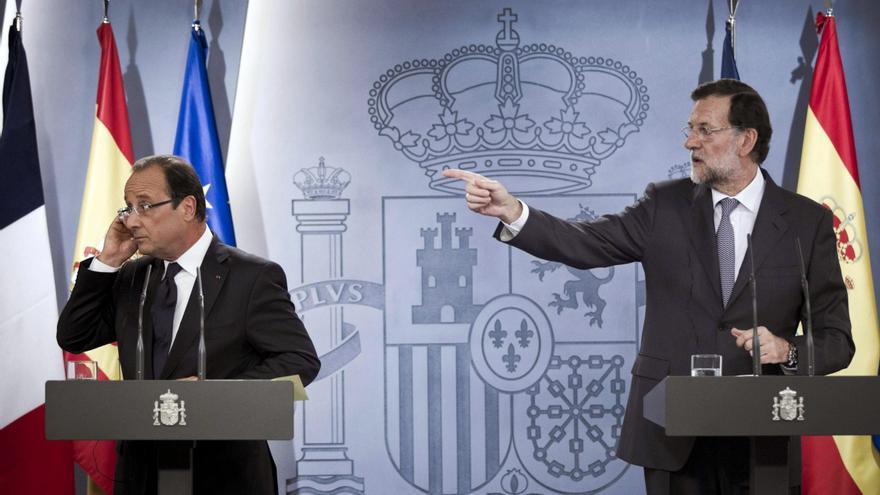 Rajoy asegura que no subirá ni el IRPF ni el IVA en los presupuestos de 2013