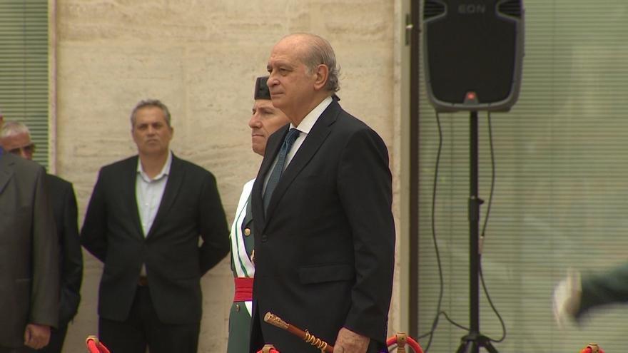 Fernández Díaz no entiende la polémica sobre su elección como presidente de la Comisión de Exteriores del Congreso