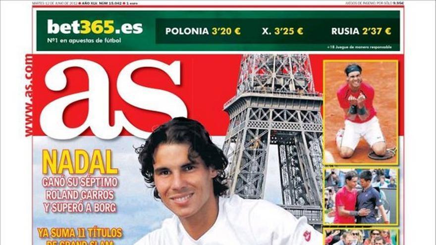De las portadas del día (12/06/2012) #13