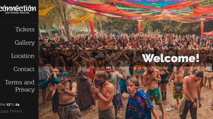 Connection Goa Trance Festival
