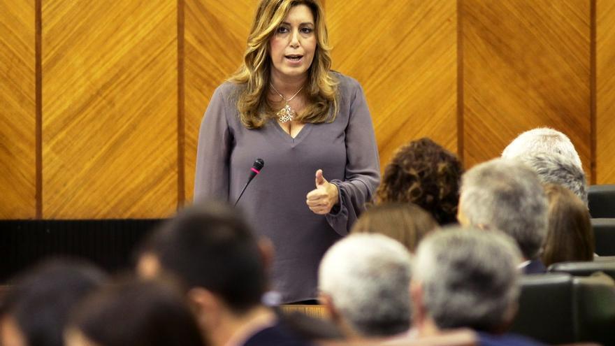 """Díaz, tras las palabras de Alaya: """"Siempre vamos a colaborar con la Justicia, esté quien esté"""""""