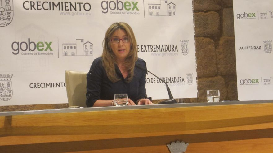 Gobierno extremeño analiza la oposición en la que la exconcejala del PSOE ha logrado la única plaza