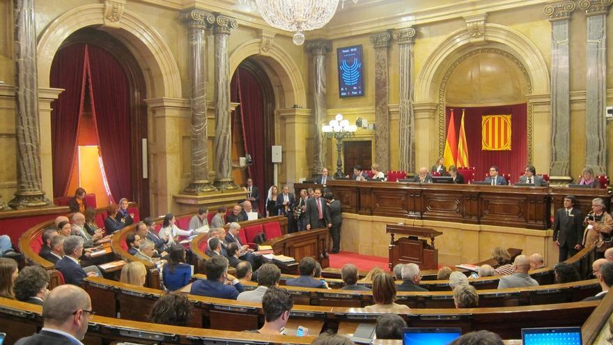 El DOGC publica la suspensión del TC de la resolución independentista