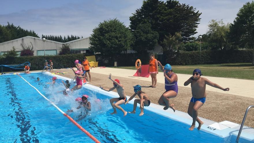 Más de 2.800 alumnos han participado este verano en las actividades deportivas del IMD