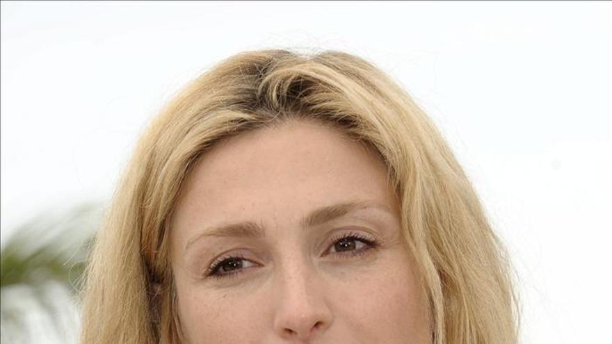 La presunta amante de Hollande, la actriz Julie Gayet, aspira al César