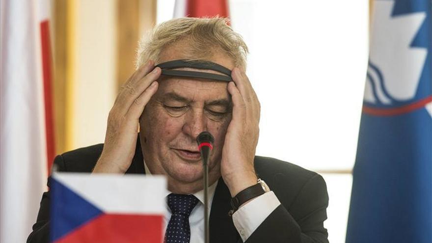 Zeman advierte de que los musulmanes no se pueden integrar en Europa