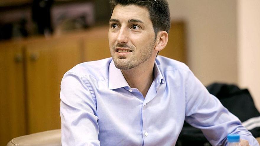 Oriol Mitjà, investigador del Hospital Germans Trias i Pujol de Badalona