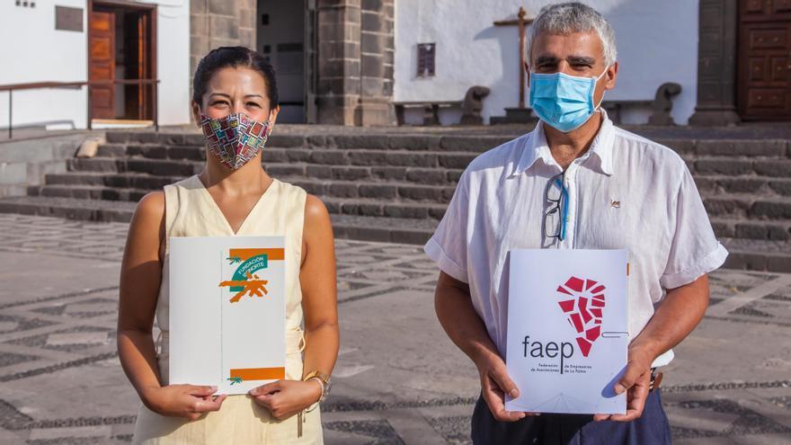 FAEP e Isonorte firman un convenio para contratar a personas con dificultades de inserción