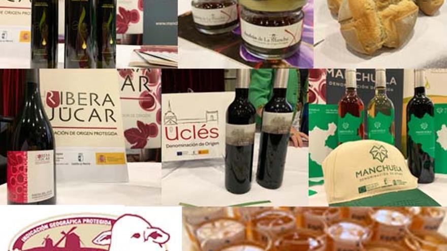 Productos con sello de calidad de Cuenca