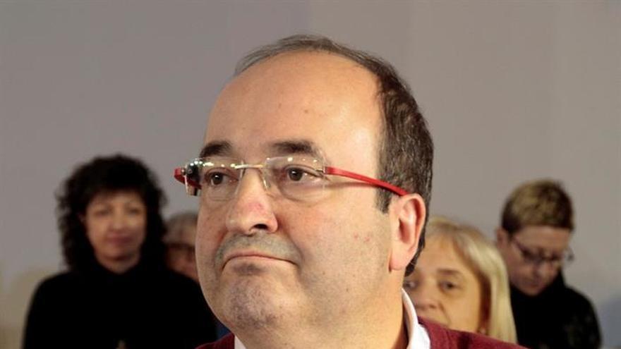 Iceta: La falta de iniciativa de Ciutadans evidencia que su victoria no sirve