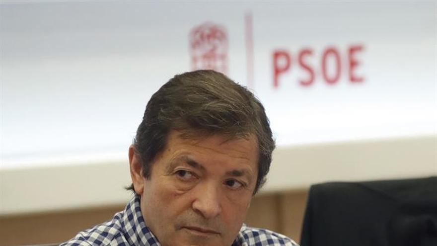 Javier Fernández, elegido miembro de la dirección de la Alianza Progresista