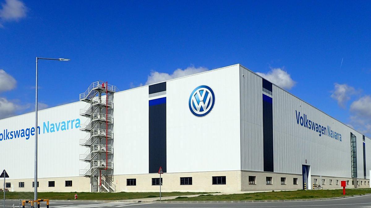Fábrica de Volkswagen Navarra