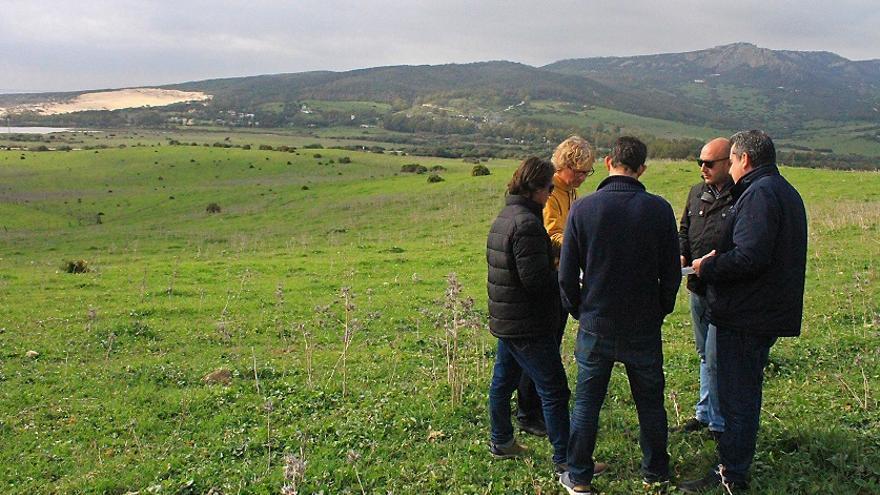Los impulsores de Montevaqueros, a diposición de las organizaciones de defensa del medio ambiente