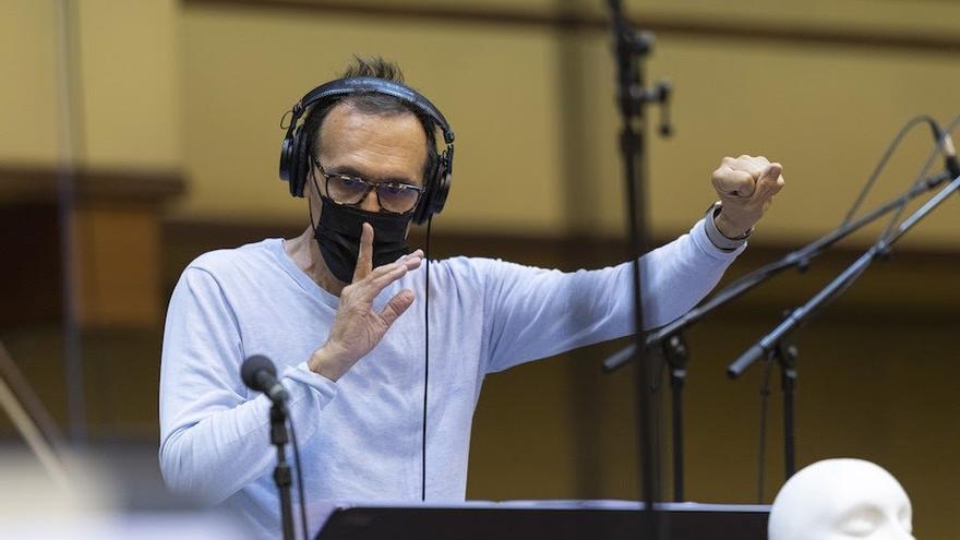 El músico donostiarra Alberto Iglesias